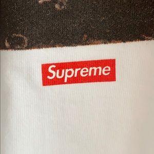 Supreme tee XL